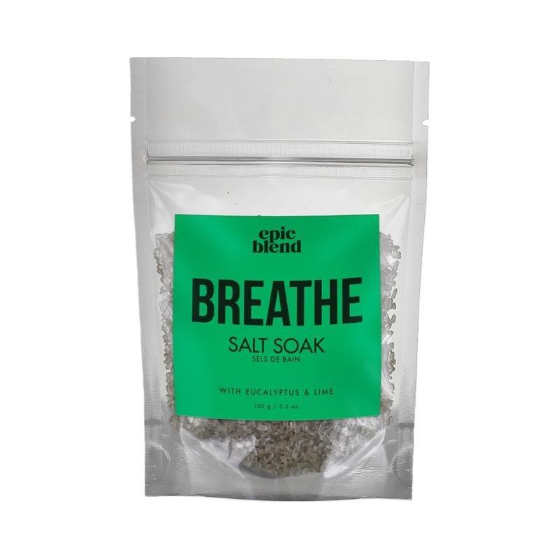 Epic Blend Salt Soak Breathe 3.5oz