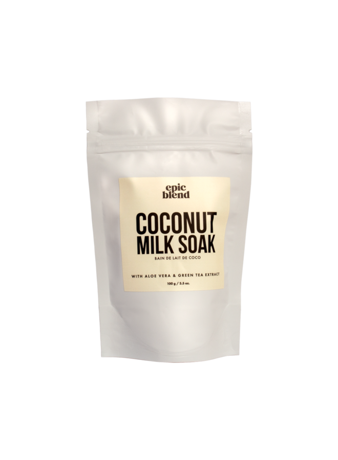 Milk Soak Coconut 3.5oz