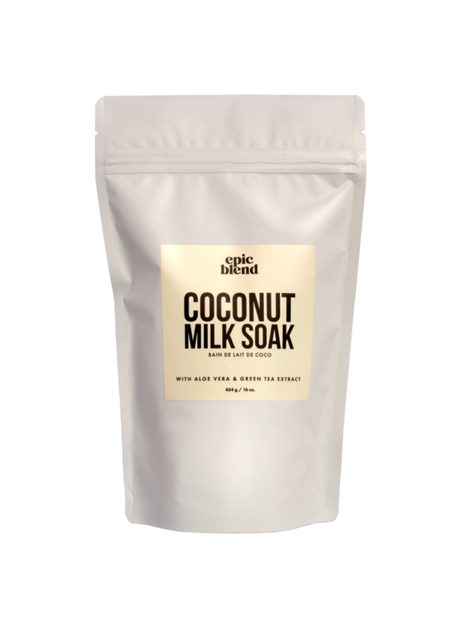Milk Soak Coconut 16oz