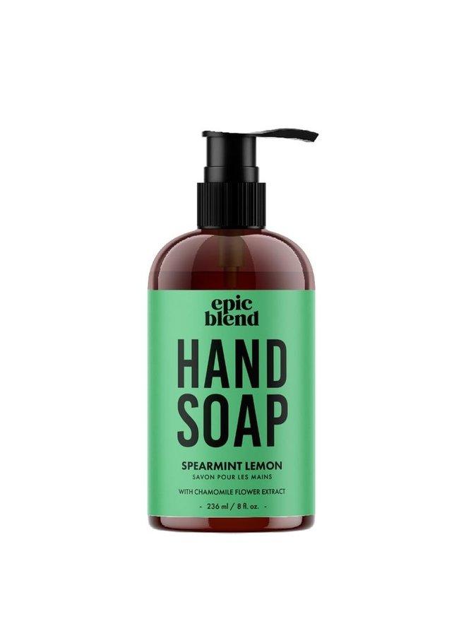 Hand Soap Spearmint Lemon