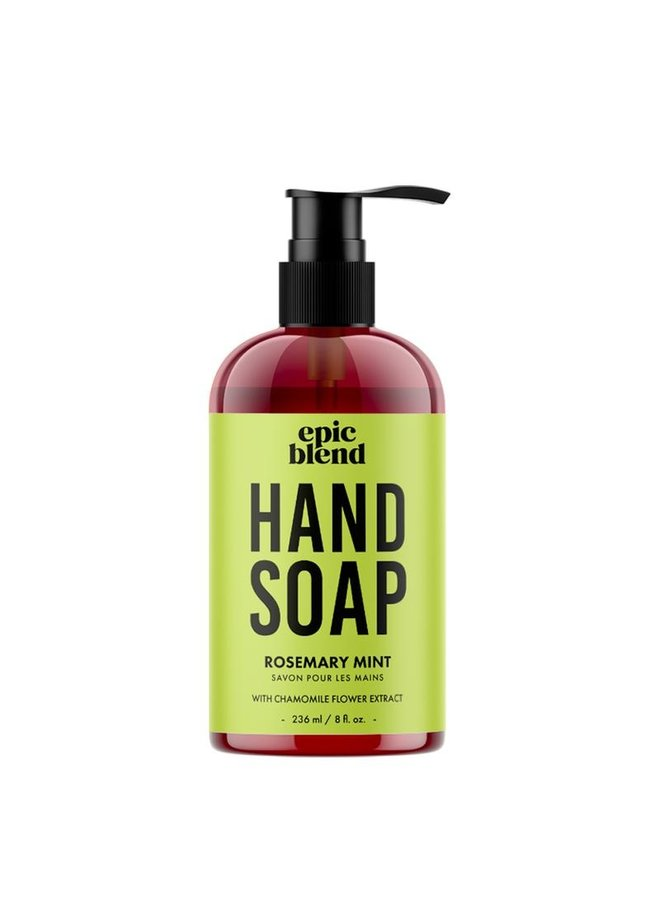 Hand Soap Rosemary Mint