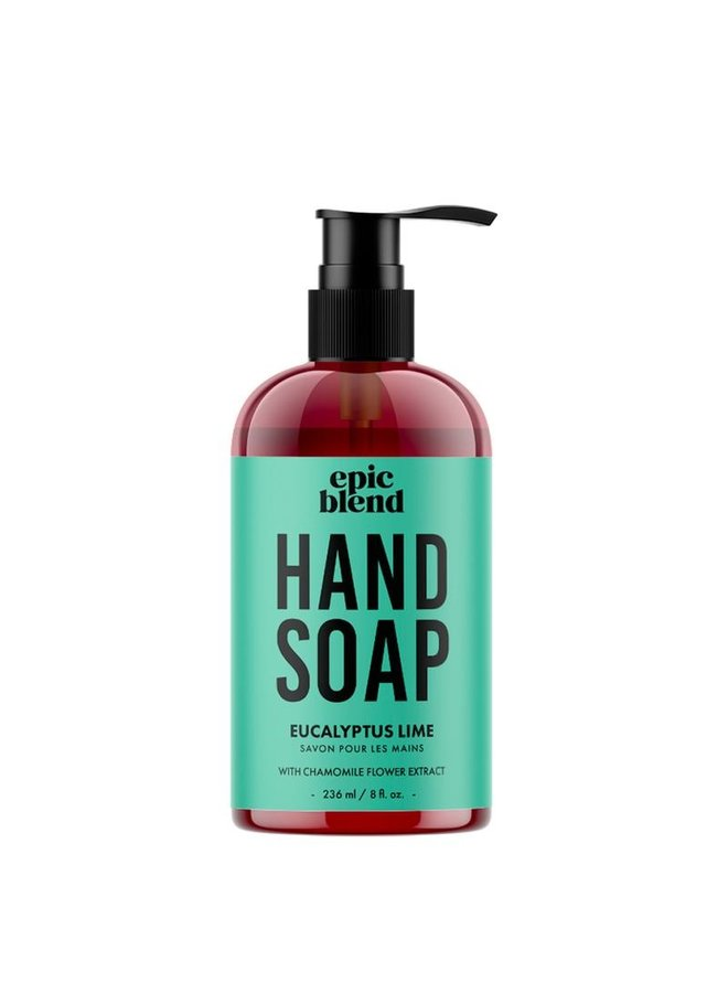 Hand Soap Eucalyptus Lime