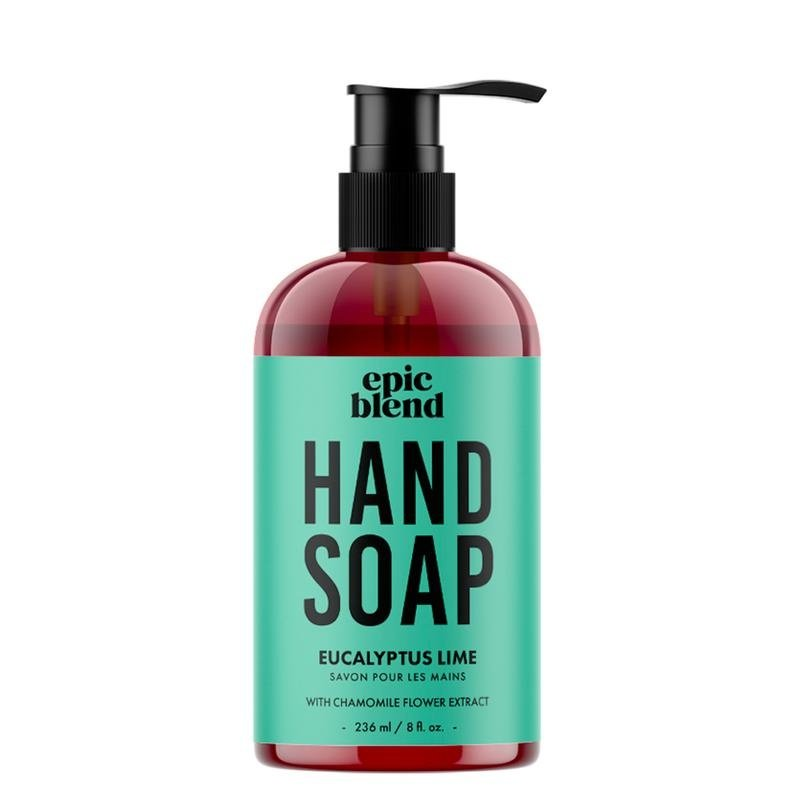 Epic Blend Hand Soap Eucalyptus Lime