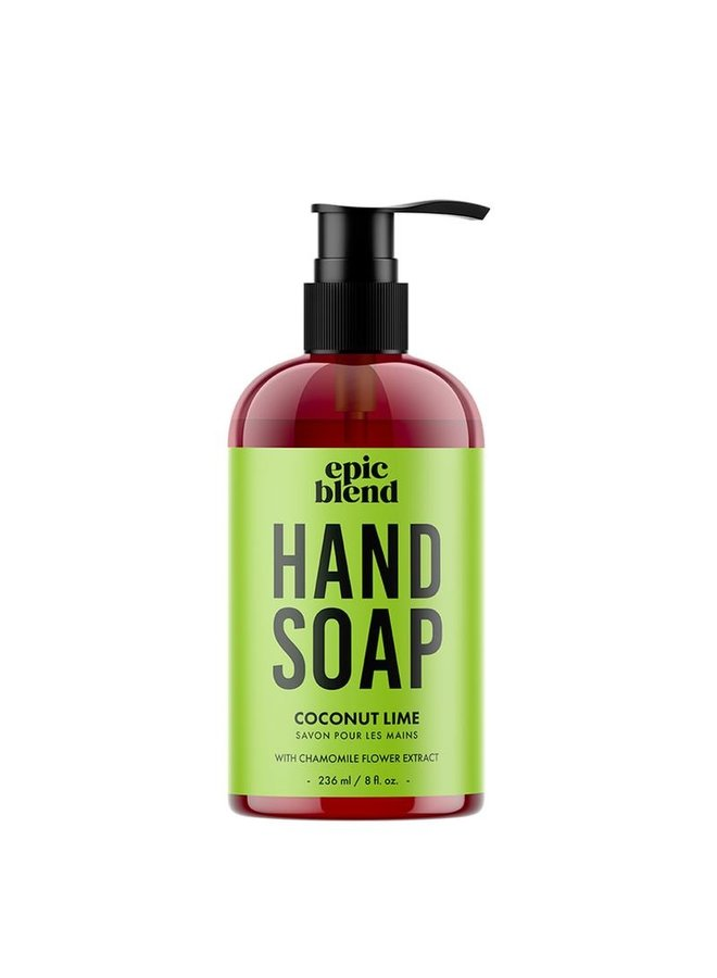Hand Soap Coconut lime