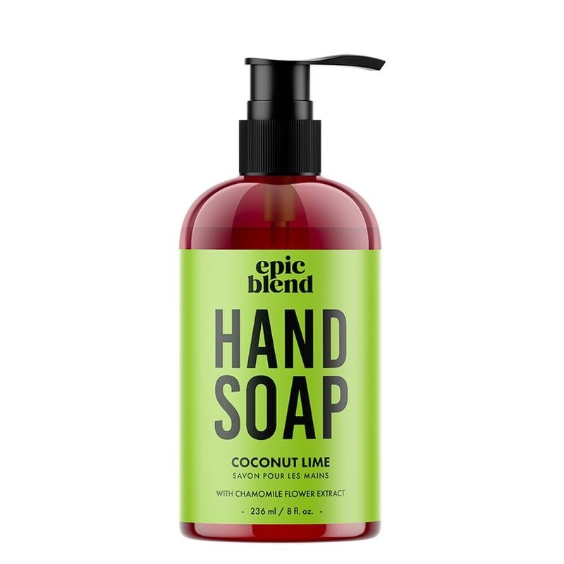 Epic Blend Hand Soap Coconut lime