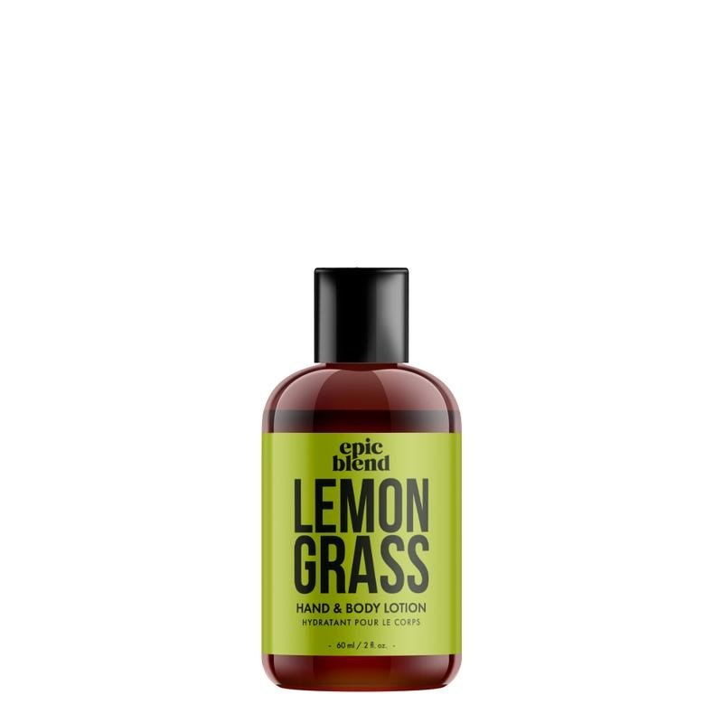 Epic Blend Hand and Body Lotion Lemon Grass 2oz