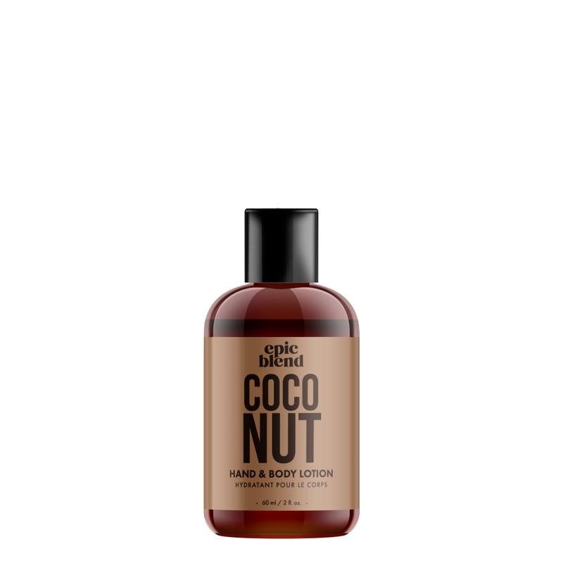 Epic Blend Hand and Body Lotion Coconut 2oz