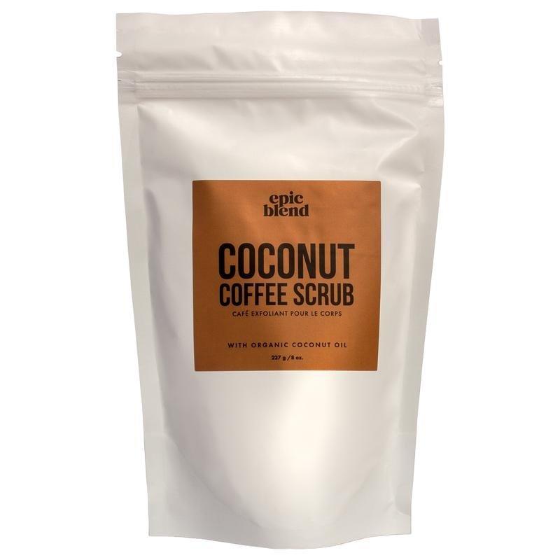 Epic Blend Coffee Scrub 8oz