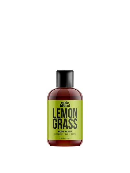 Epic Blend Body Wash Lemongrass 2oz