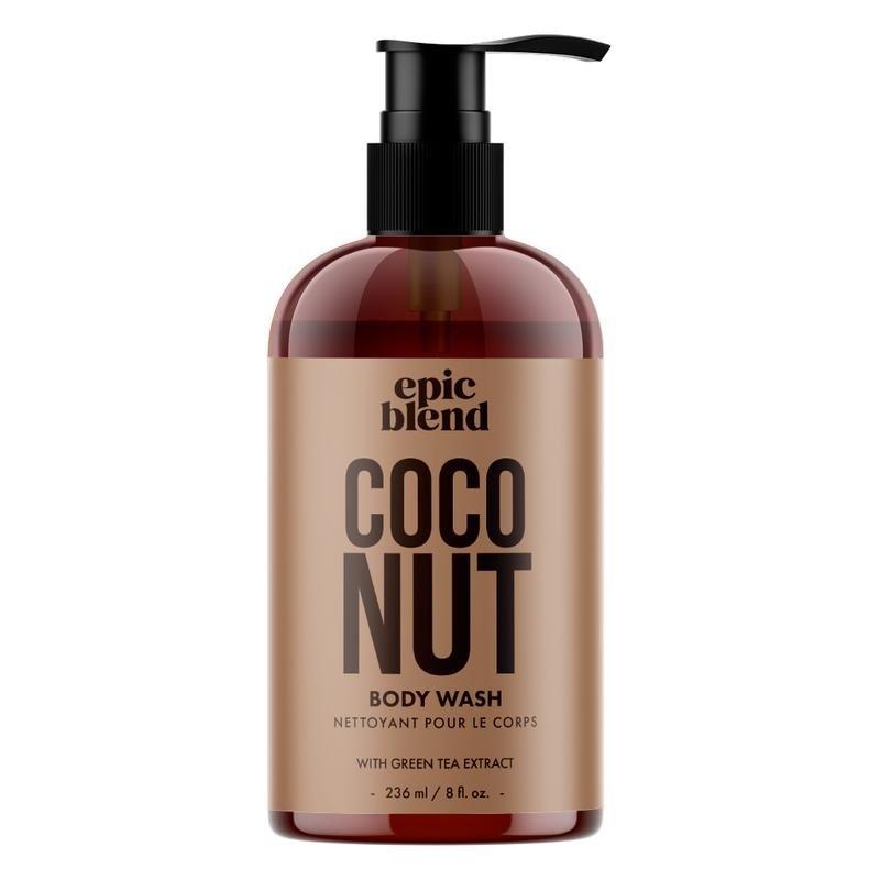 Epic Blend Body Wash Coconut 8oz