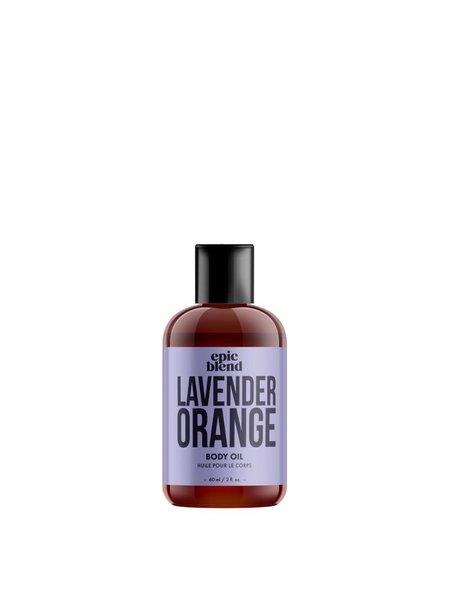 Epic Blend Body Oil Lavender 2oz