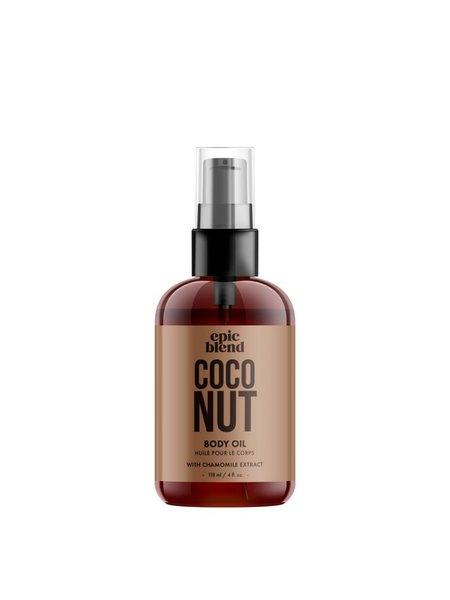 Epic Blend Body Oil Coconut 4oz
