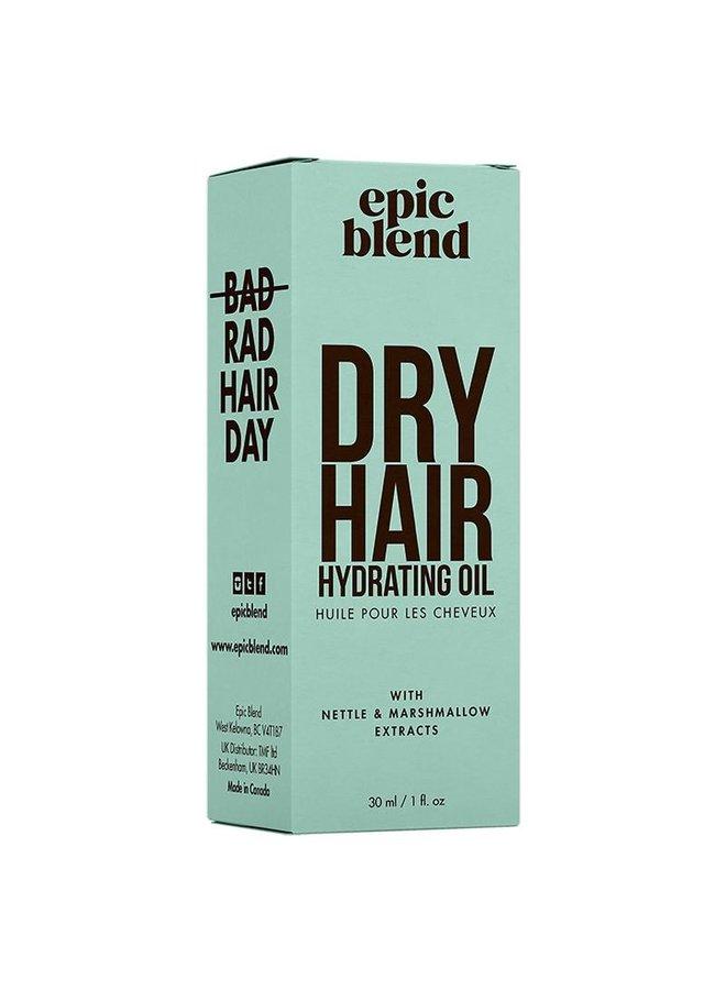 Dry Hair Hydrating oil