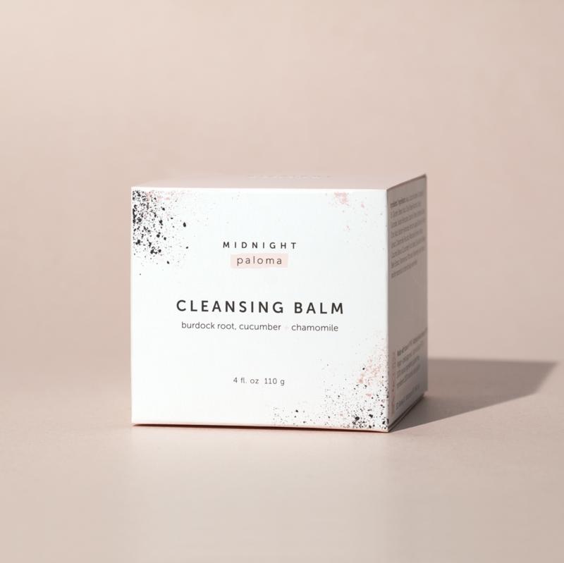 Midnight Paloma Cleansing Balm