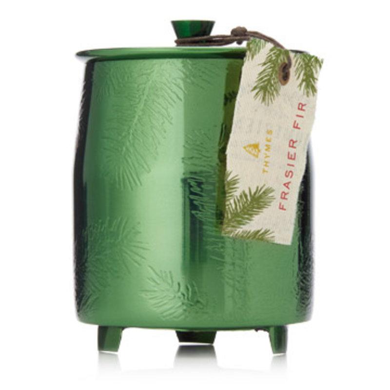 Thymes Frasier Fir Heritage Medium Green Tin