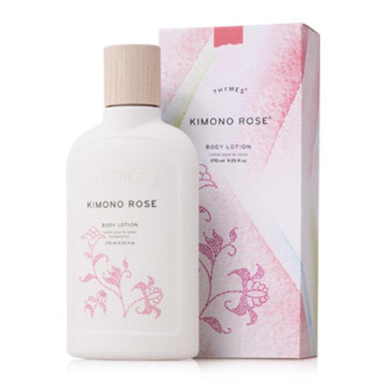 Thymes Kimono Rose Body Lotion