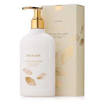 Thymes Goldleaf Perfumed Body Creme