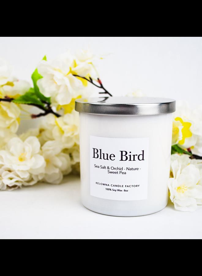 Blue Bird Soy Candle 8oz