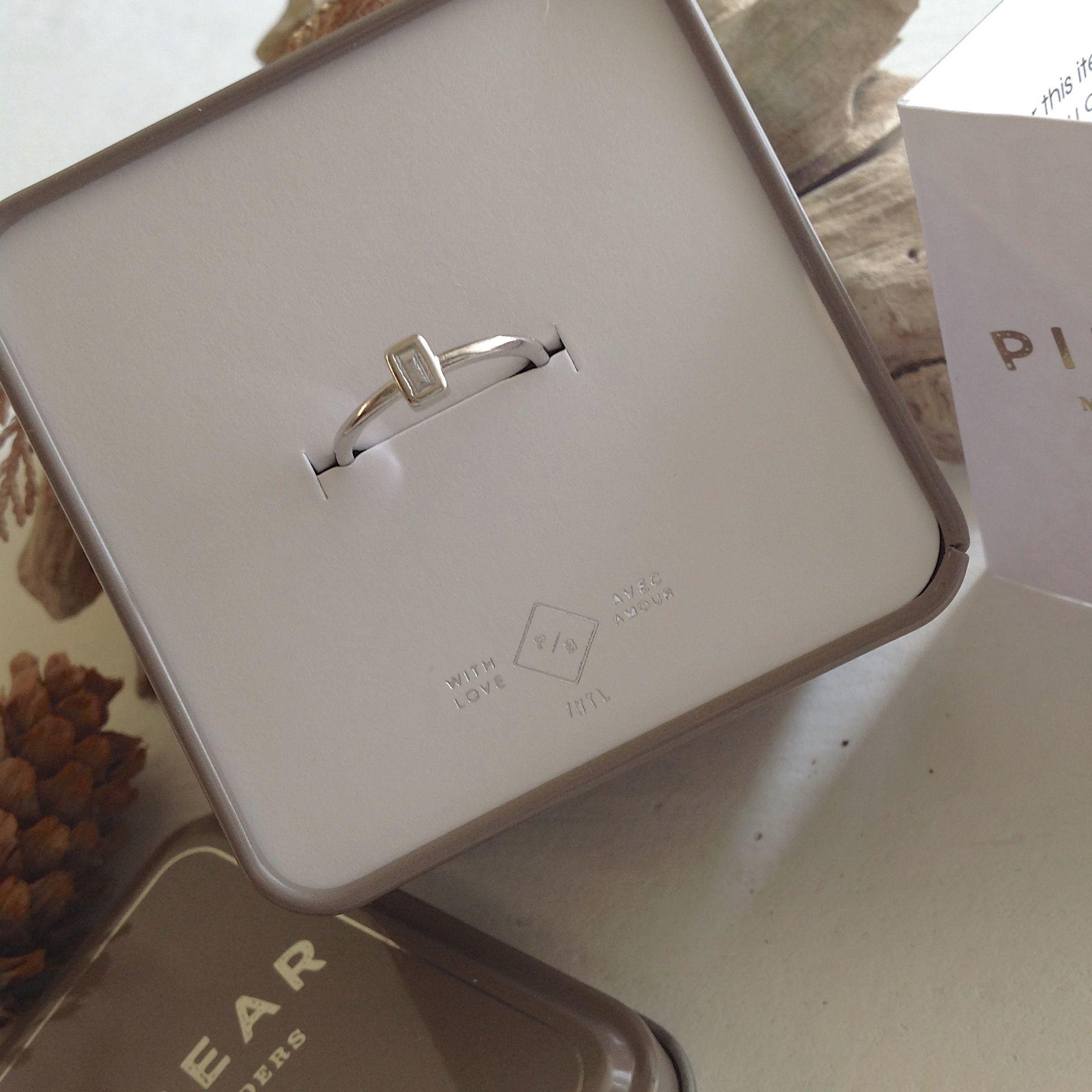 Pika & Bear Carroll Ring
