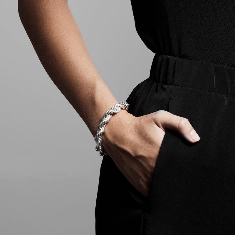 Pilgrim Bracelet Horizon Silver Plated - 122126002