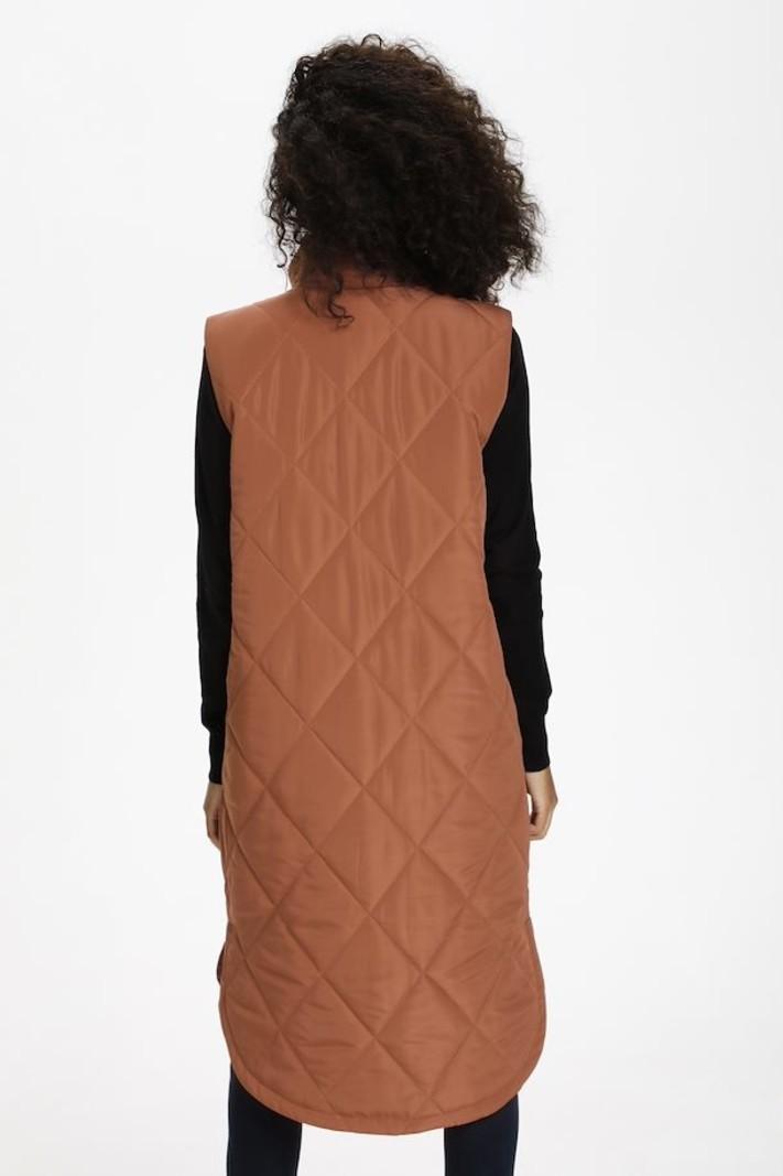 Kaffe KAmeria Quilted Waist Coat 10505686