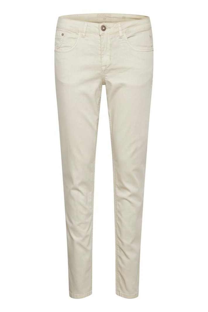 Cream LotteCR Plain Twill - Coco Fit 10606565