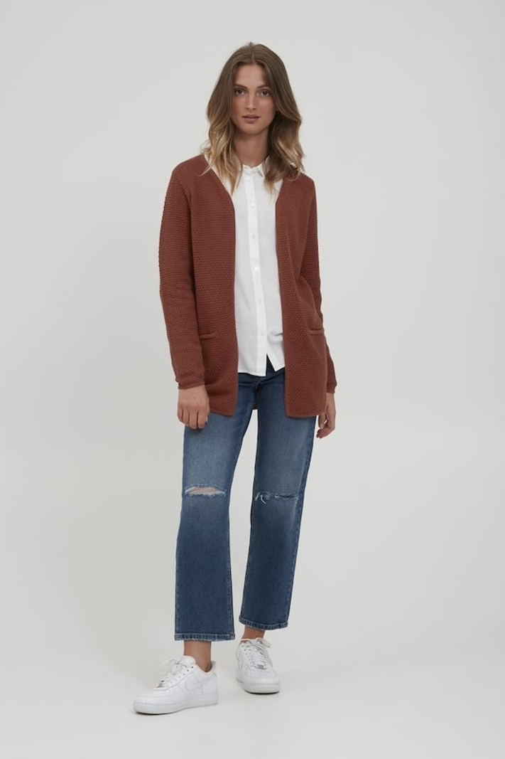 B Young BYmikala Structure Cardigan 20807524