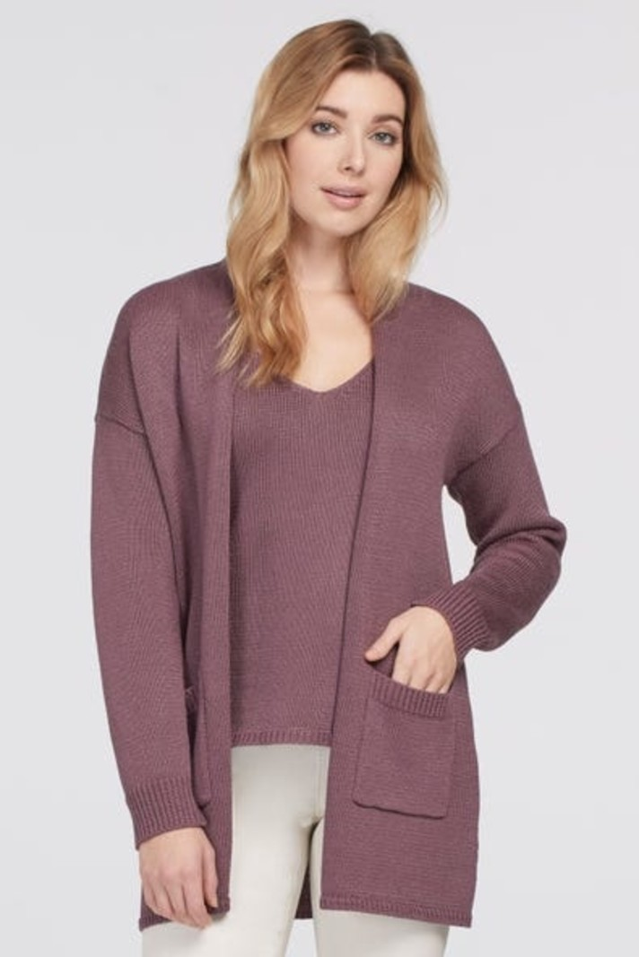 Tribal L/S Sweater Cardigan 7111O