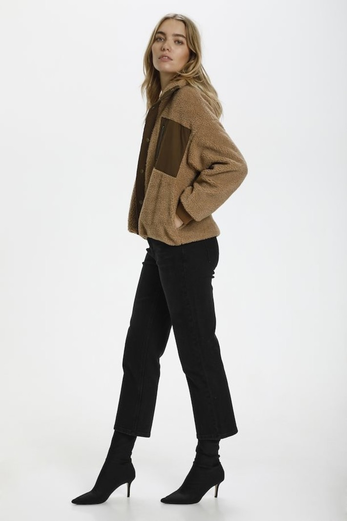 Culture CUtally Teddy Fleece Jacket 50107789