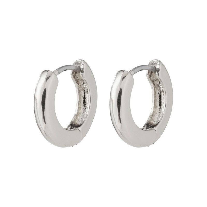 Pilgrim Earrings Francis Silver Plated - 262136003