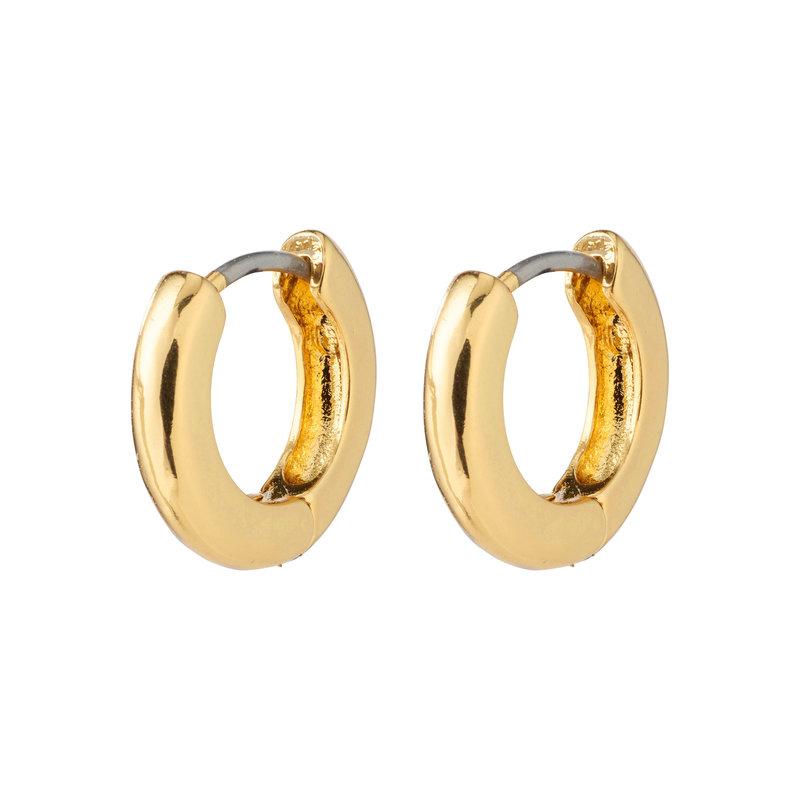Pilgrim Earrings Francis Gold Plated - 262132003