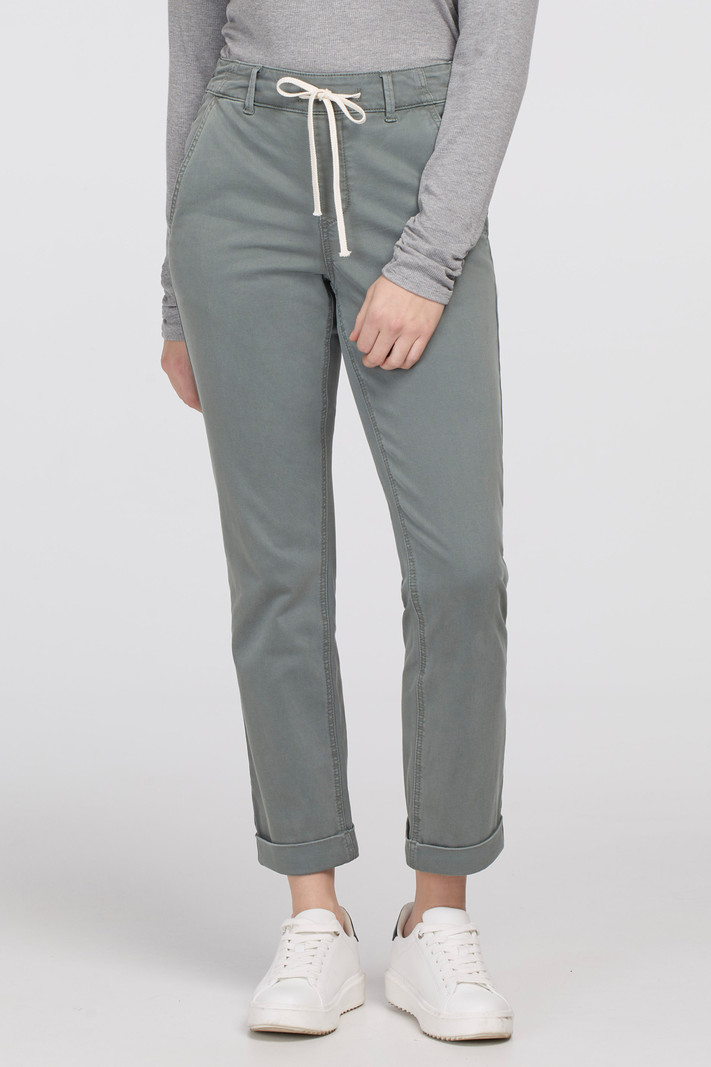 Tribal Audrey Jogger Straight Ankle 7125O