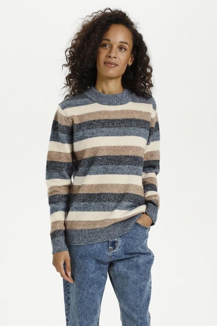Kaffe KAlorria Knit Pullover 10505843
