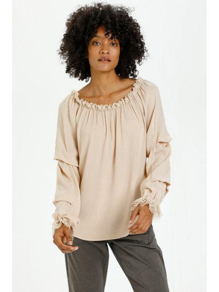 Cream CRBea blouse 10608818