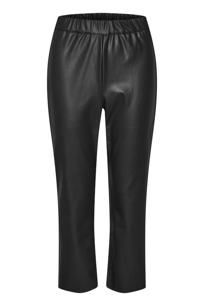 Kaffe KAvirisa Fake Leather Pants HW 10505806