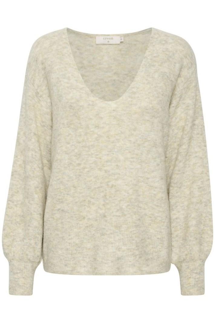 Cream CRMerle V-Neck Pullover 10607607