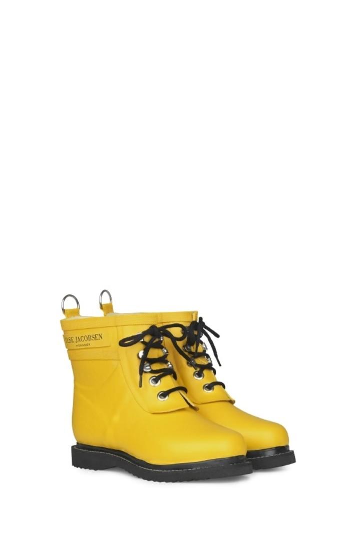 Ilse Jacobsen Short Rubber Boot Rub2