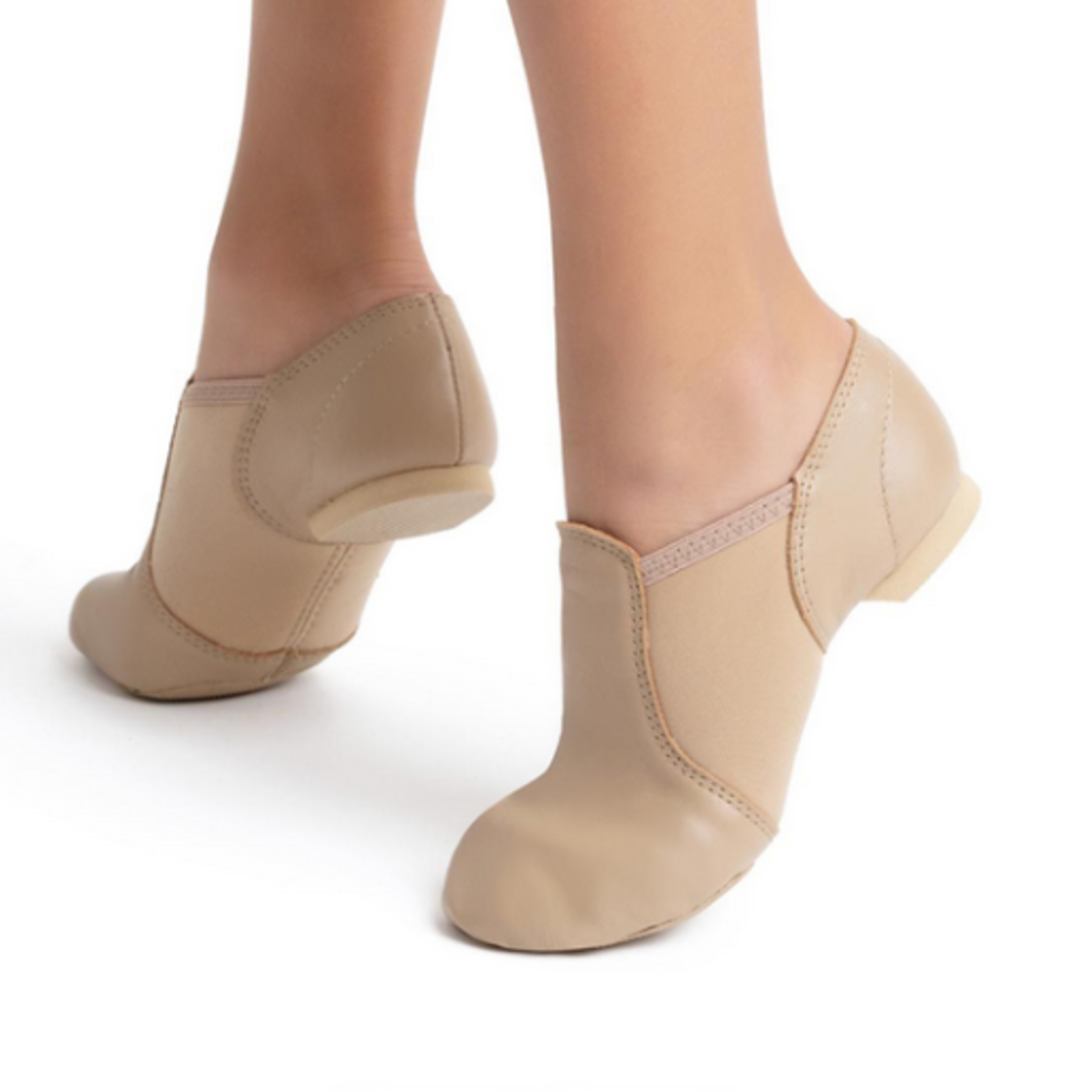 Capezio Capezio EJ2C Child Slip-on Jazz Shoes