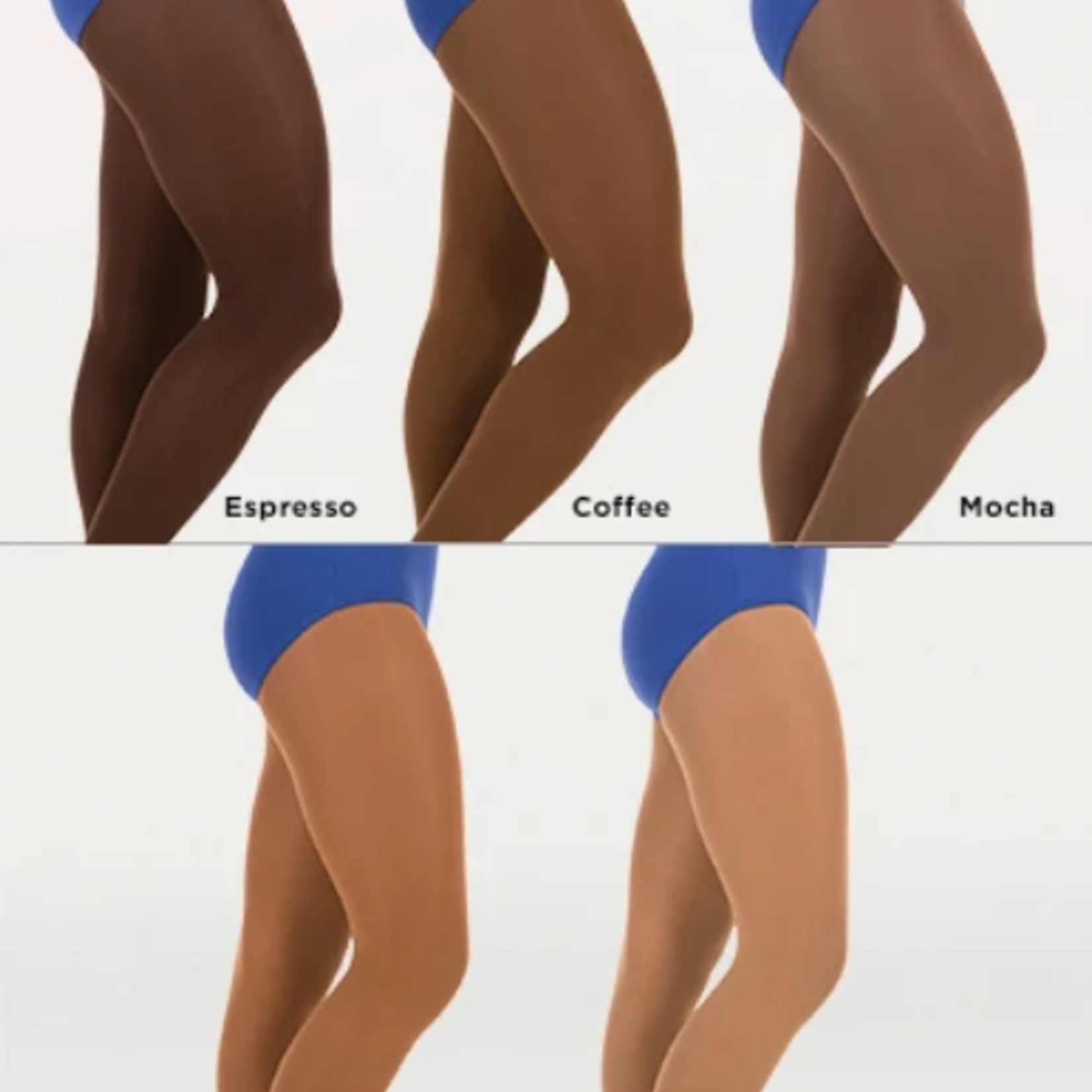 Body Wrappers Body Wrappers A31X Plus Convertible Tights