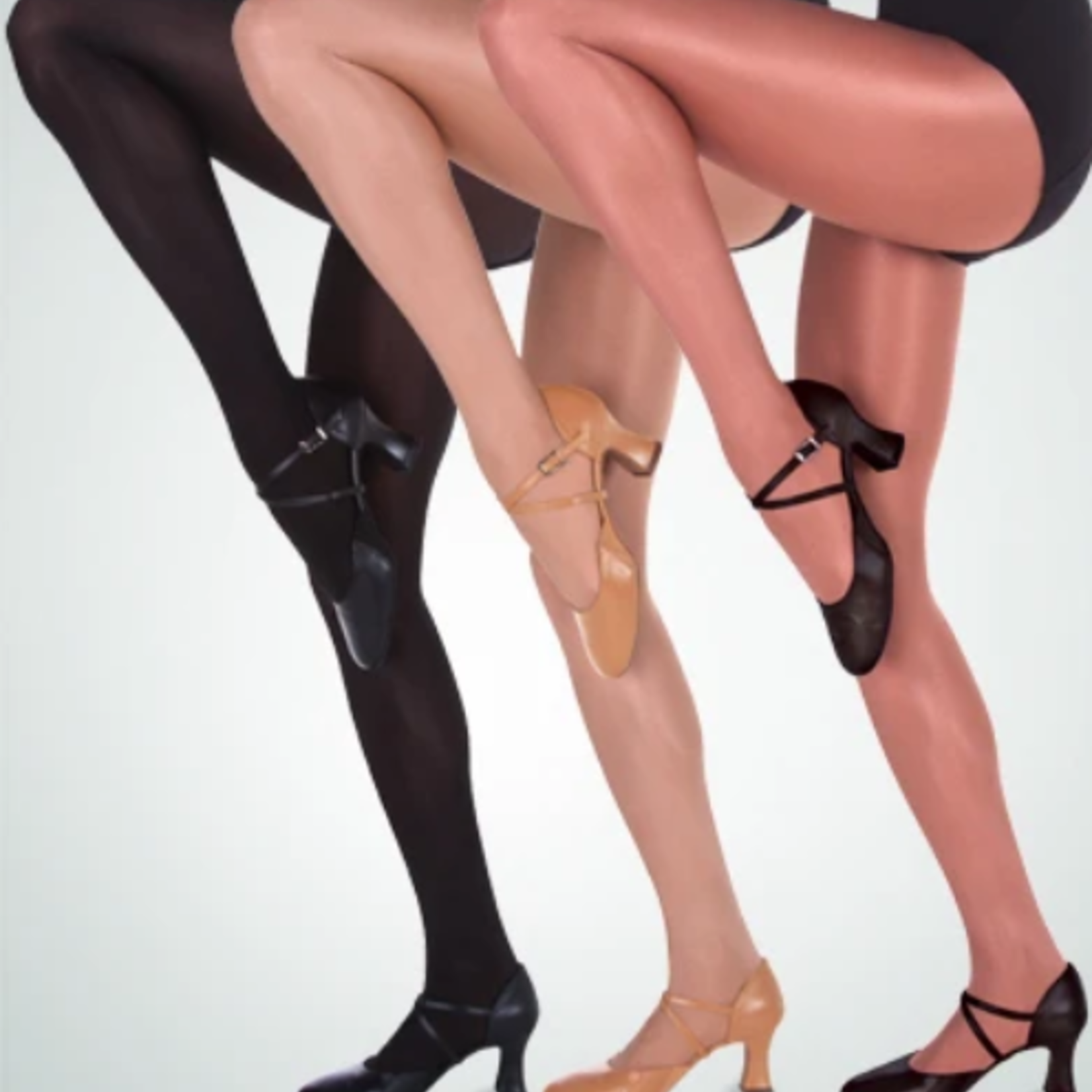 Body Wrappers Body Wrappers A55 Shimmer Tights