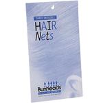 Bunheads Bunheads BH420 3pk Hair Nets