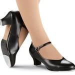 """Balera Balera B130 1.5"""" Character Tap Shoe"""