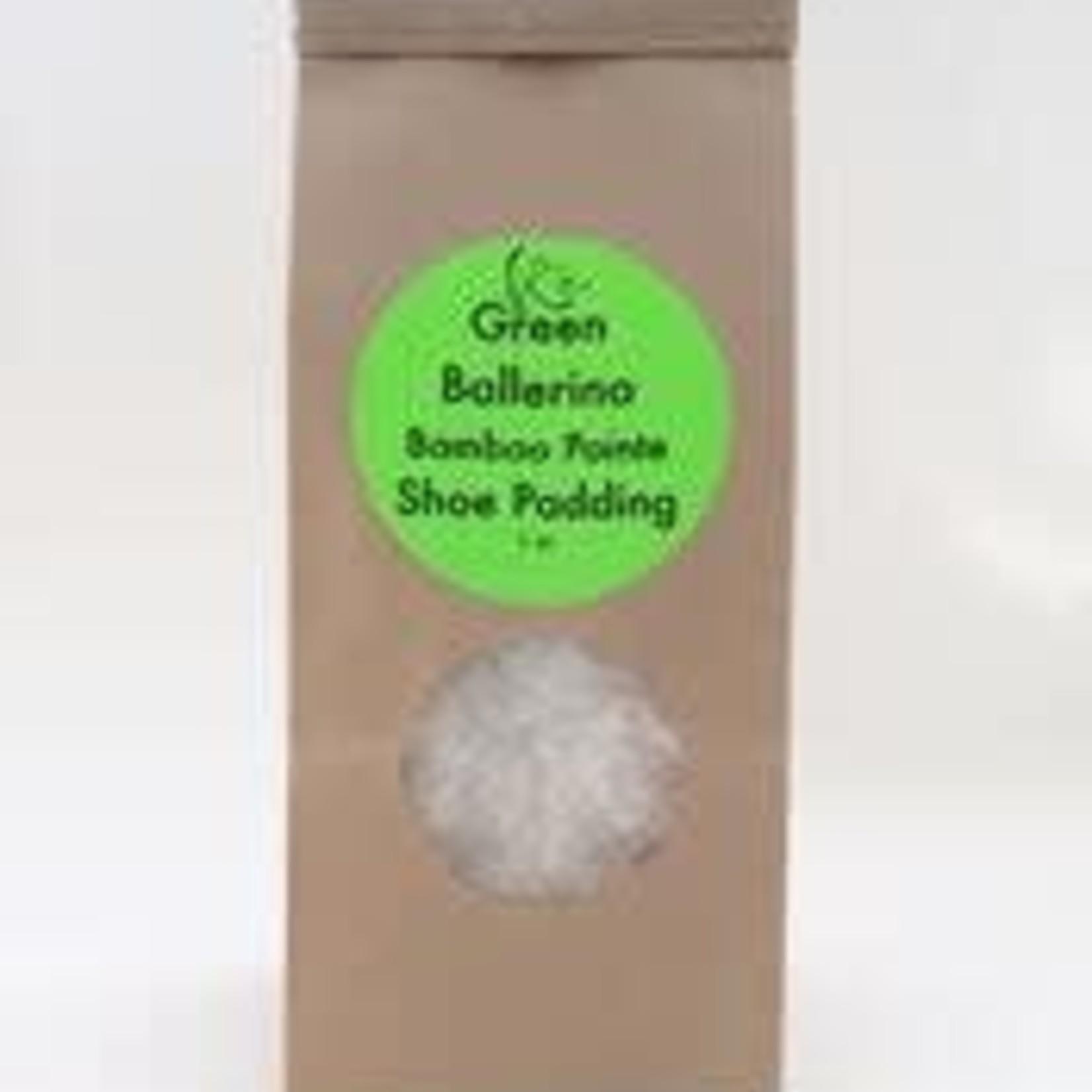 Pointe Snaps Pointe Snaps Green Ballerina Bamboo Pointe Shoe Padding