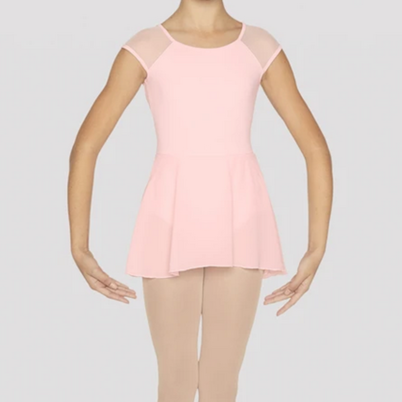 Bloch Bloch CL4882 Cap Sleeve Skirted Leotard