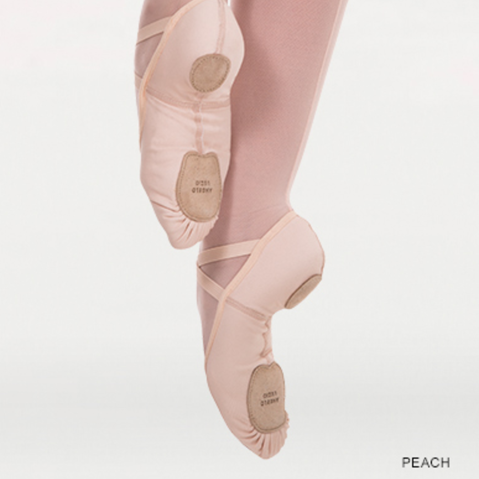 Body Wrappers Body Wrappers 248A Stretch Canvas Ballet