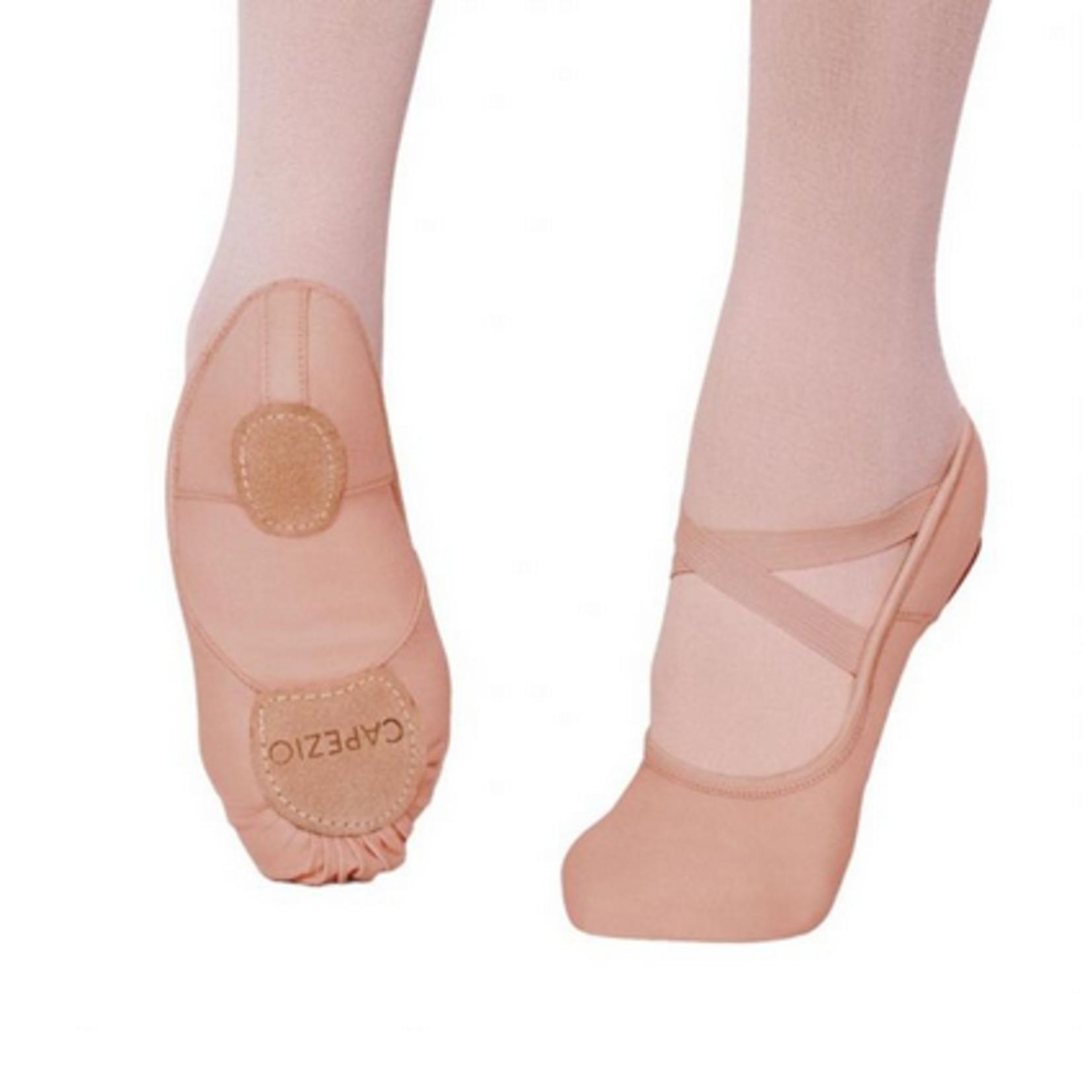 Capezio Capezio 2037W Hanami Stretch Canvas Ballet