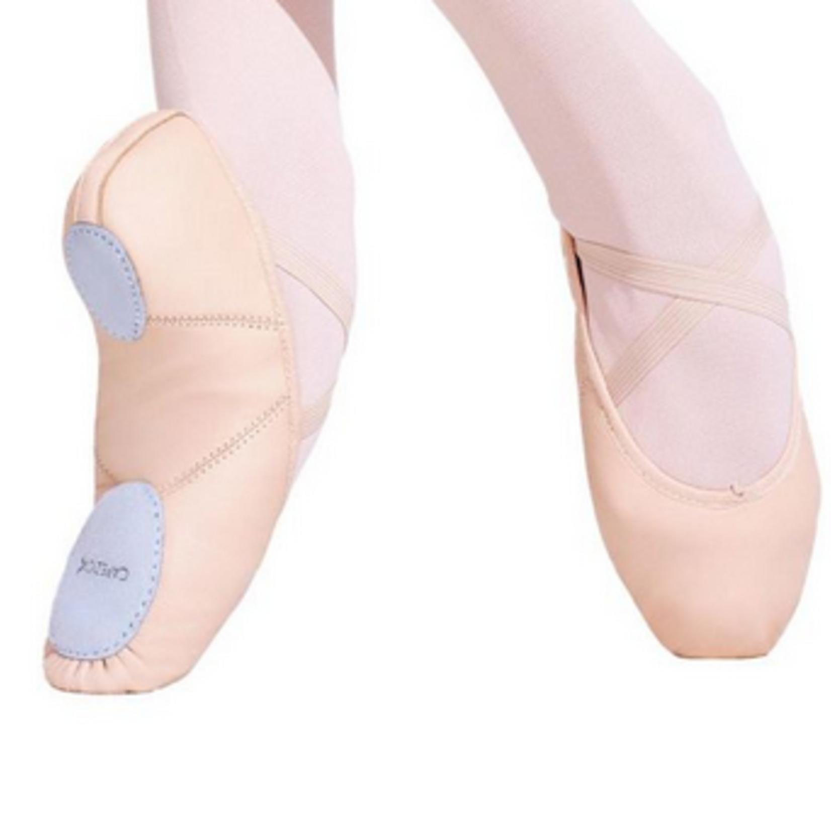 Capezio Capezio 2027C Juliet Child Leather Ballet