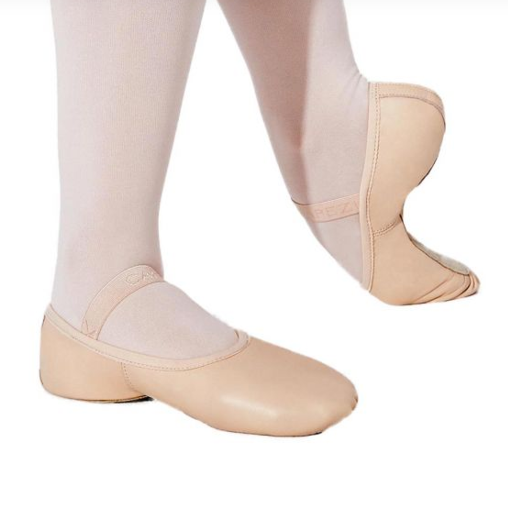 Capezio Capezio 212C Lily Child Full-Sole Leather Ballet