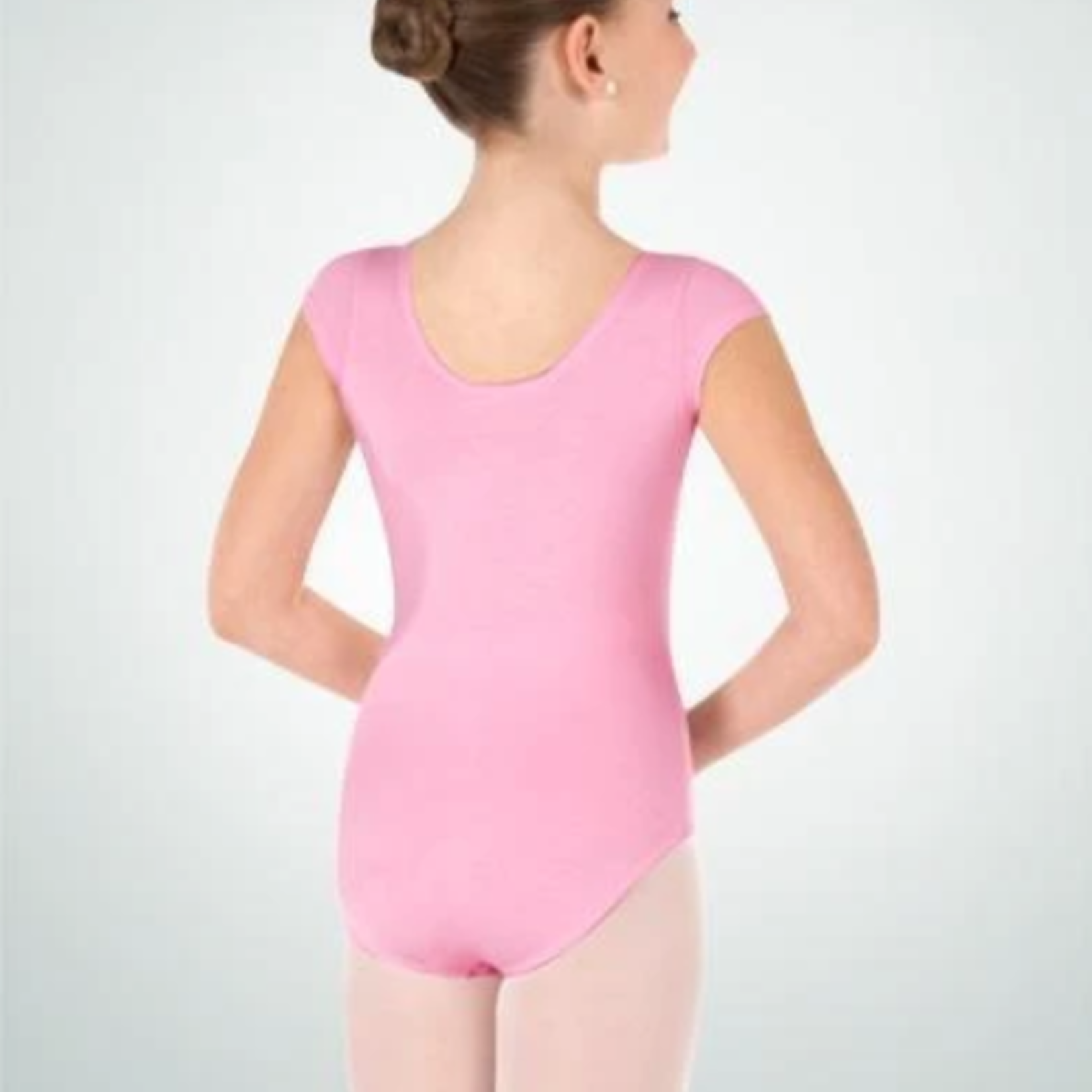 Body Wrappers Body Wrappers BWC120 Child Cap Sleeve Leotard