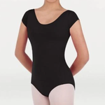 Body Wrappers Body Wrappers BWC320 Adult Cap Sleeve Leotard